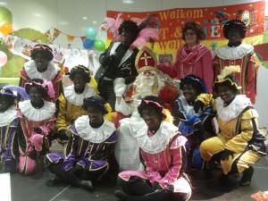 Sinterklaas Amerstreek 2013